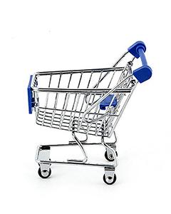 Korpe i kolica za markete