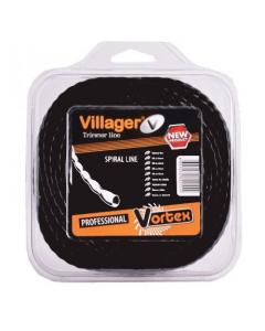 VILLAGER silk za trimer spiralni 4,0x12 Vortex