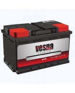 VESNA akumulator 12V 92AH