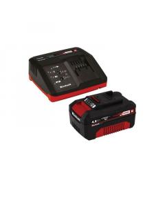 EINHELL set PXC brzi punjač + akumulator 18V/4AH