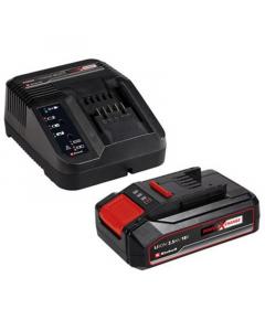 EINHELL set PXC brzi punjač + akumulator 18V/2.5AH