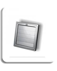 REŠETKA ventilaciona C150x150/125 CINK