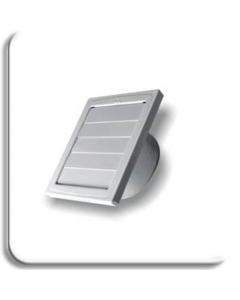 REŠETKA ventilaciona C150x150/100 bijela