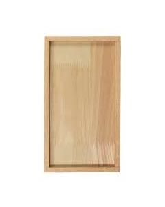 ASA daska drvena 25 x 14 cm