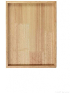 ASA daska drvena 32,5 x 24,5 cm