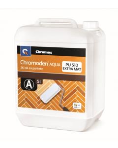 CHROMOS lak za parket 2K PU510 Chromoden extra mat 5l