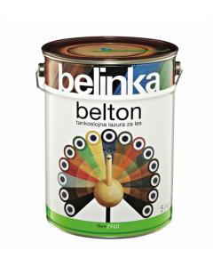 BELINKA lazura Belton 99 bijeli 5l