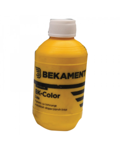 BEKAMENT toner za unutrašnje disperzije žuti 100ml