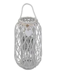 LAMPION Floriane bijeli