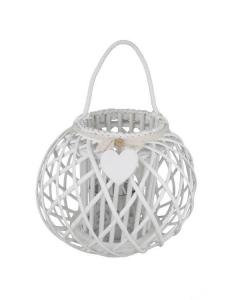 LAMPION Lorelie bijeli