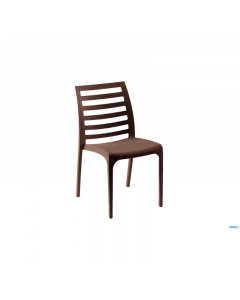 BICA stolica smeđa RIGA