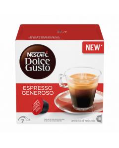 DOLCE GUSTO kapsule za kafe aparat ESPRESSO GENESROSO