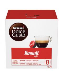 DOLCE GUSTO kapsule za kafe aparat BOUNDI