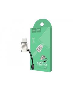 HOCO adapter USB type-c na micro USB