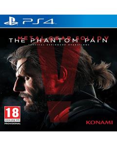 PS4 igra METAL GEAR SOLID V: THE PHANTOM