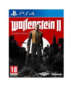 PS4 igra WOLFENSTEIN 2: NEW COLOSSUS