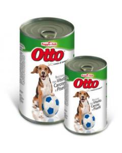 RAGGIO DI SOLE hrana za pse teletina/mrkva/grašak 1,25kg