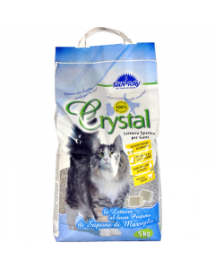 SUN RAY pijesak za mačeke Crystal Sapone Di Marsiglia 5kg