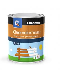 CHROMOS boja temeljna uljna bijela 0.75l