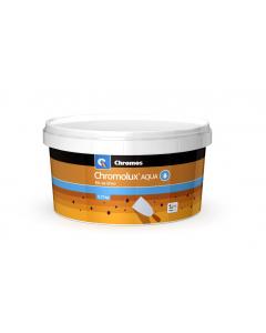 CHROMOS kit za drvo Aqua bijeli 0.75kg