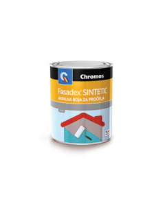 CHROMOS uljni fasadex 0,75l