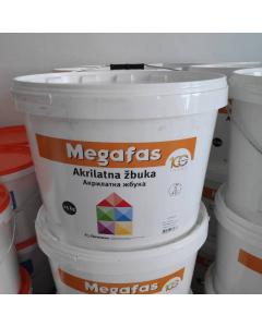 CHROMOS megafas akrilna zagl. 1,5mm 25kg