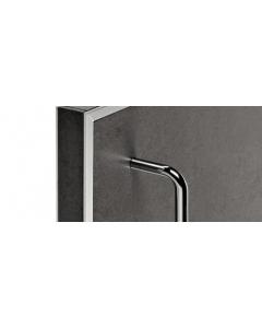 PROGRESS PROFILES aluminijski Elox srebro Proterminal 12,5mm 2,7m
