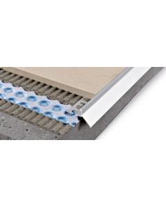 PROGRESS PROFILES lajsna okapna aluminijska Eco 10mm