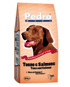 PEDRO hrana za pse tunjevina/losos 4 kg