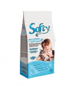 SOFTY hrana za mačke 1,5 kg