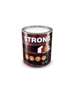 DECO STRONG lak nitro srebreni 0,75l