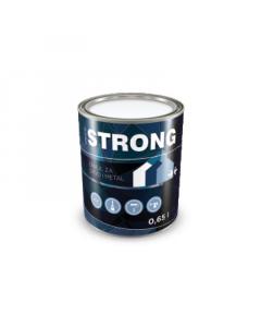 DECO STRONG lak uljni sivi 0,65l