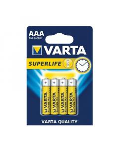 VARTA baterija SUPERLIFE AAA 1,5V