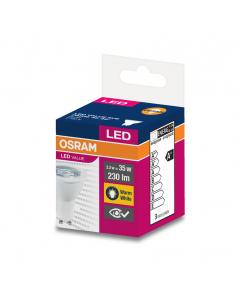 OSRAM sijalica LED GU10 3,2W 2700K
