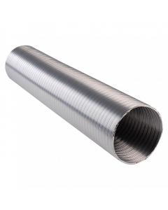 fleksibilna CIJEV fi100mm aluminijska 1m