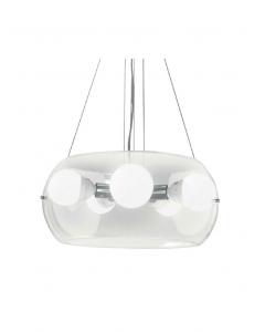 IDEAL LUX luster audi 10 sp5 transparente