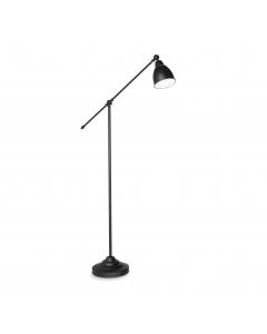 IDEAL LUX lampa podna  newton pt1 nero