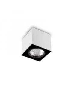 IDEAL LUX lampa mood big bianco četvrtasta nadgradna