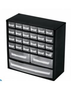 TOOD kutija metalna 27 ladica