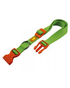 FERPLAST ogrlica Club C25/70cm zelena