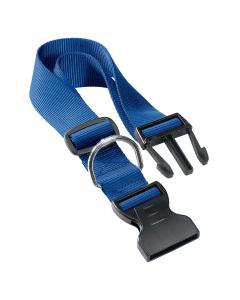 FERPLAST ogrlica Club C25/70cm plava