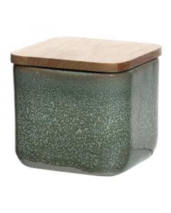 LEONARDO zelena kutija za nakit Casolare