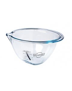 PYREX staklena zdjela za miješanje sa mjernom skalom 4,2 l