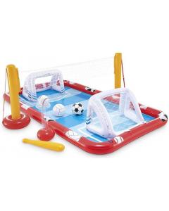 INTEX bazen dječiji igraonica 325x267x102cm PLAY CENTRE SPORT