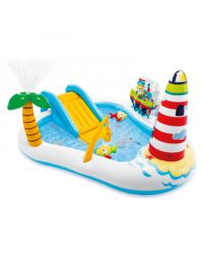 INTEX bazen dječiji igraonica 218x188x99cm FISHING FUN PLAY CENTRE