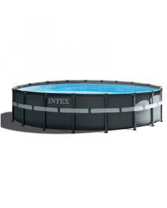 INTEX bazen sa pumpom Ultra Xtr Frame 549x131cm