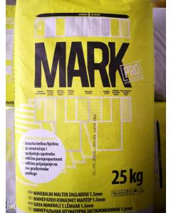 JUB mark mineralna zaglađena fasada 1,5mm 25kg