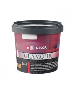 JUB glamur srebreni dekorativna boja 0,65l
