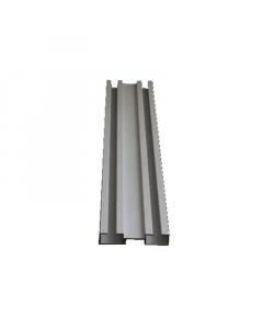 VODILICA aluminijska dvoredna 2,0m bijela