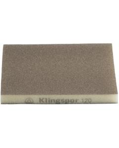 KLINGSPOR sunđer brusni granulacija 100